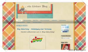 Ein kleiner Blog