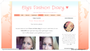 Elly´s Fashion Diary