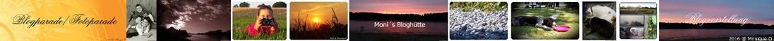 Herzlich Willkommen auf Moni´s Bloghütte